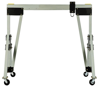 eme Adjustable Height Aluminum Gantry Crane
