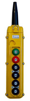 6-Button Magnetek SBN-6 Pendant with On/Off Buttons