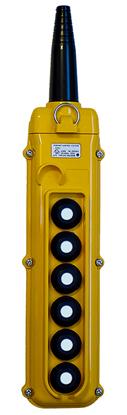 6-Button Magnetek SBN-6 Pendant