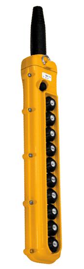 10-Button Magnetek SBN-10 Pendant