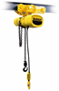 Budgit Man Guard Electric Chain Hoist with Motorized Trolley