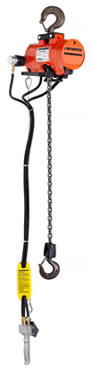 CM AirStar 1/2-Ton Capacity Air Chain Hoist