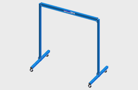 Picture for category Fixed Height Gantry Cranes