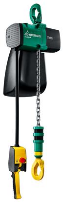 JD Neuhaus Mini Air Chain Hoist